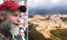 SHARE this Post in Solidarity with Mike Roselle who is sitting in jail for asking this simple question:  Why won't West Virginia Gov. Tomblin simply have his state department's do their jobs and test the blasting dust for harmful toxins?