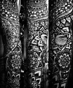 Want- pattern tattoo   Tumblr