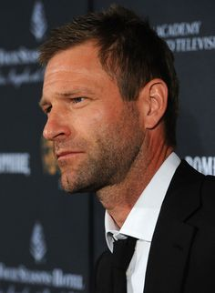 Actor Aaron Eckhart | Aaron Eckhart Actor Aaron Eckhart attends the BAFTA Los Angeles Awards ...