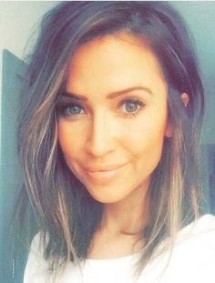 Kaitlyn Bristowe hair                                                                                                                                                      More