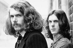 King Crimson: Michael Giles and Ian McDonald