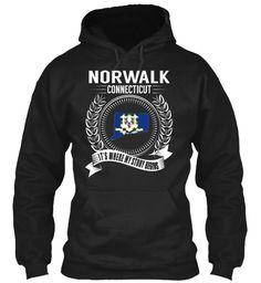 Norwalk, Connecticut - My Story Begins