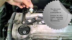 Was alle 30.000 Meilen zu überprüfen ist Ersetzen Sie PCV-Ventile regelmäßig auf optimale Motorleistung. #winterreifen Wood Watch, Motor, Winter Tyres, Wooden Clock
