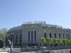 Yankee Stadium - The Bronx - New York