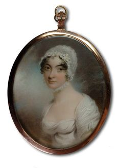 1807. Thomas Hargreaves. Signed and Dated. Mrs. Leigh.