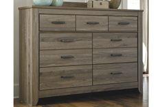 Zelen Dresser | Ashley Furniture HomeStore