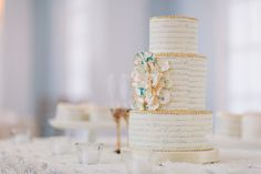 Let Them Eat Cake, Wedding Cakes, Place Cards, Place Card Holders, Romantic, Events, Writing, Elegant, Gold