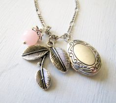 more gift ideas on Etsy! aqua ~ beige dreams by Marina Victoria on Etsy Jewelry Box, Jewlery, Jewelry Accessories, Jewelry Making, Silver Lockets, Locket Charms, Girly Things, Charmed, Beige
