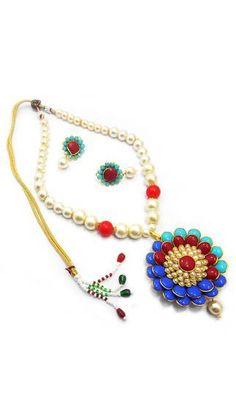 Fashionable Pacchi Necklace Set @999/-