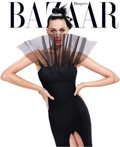 Katy Perry is BAZAAR's September 2015 cover star.