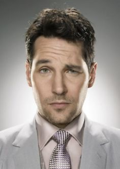 Paul Rudd and his goofiness :P love it