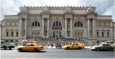 New York, Metropolitan, Museum of Art