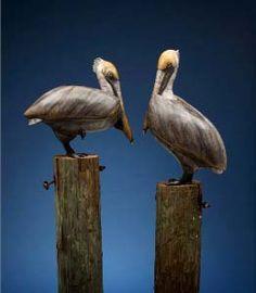 joshua tobey: artist represented at astoria fine art in jackson wy. the pelicans are so fun!