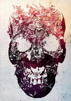 interesting skull