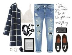 """A reading kind of day"" by vallini ❤ liked on Polyvore featuring ASOS, Chicnova Fashion, Chapstick and Givenchy"