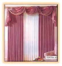 Modelos de cortinas elegantes para salas imagui for Como hacer cortinas para sala