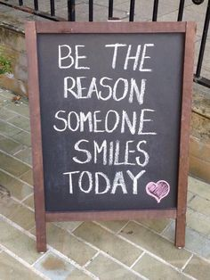 This is such good advice. 21 Great Chalkboard Quotes | How Does She                                                                                                                                                                                 More