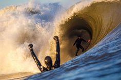 Photographer: Matt Lusk / Athletes: Jesse Hines, Joey Crum / Location: Cape Hatteras, North Carolina (© Matt Lusk/Red Bull Illume)