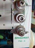 Ajuste del ancho de la puntada Overlock Speedway FN2-4 | EL BAÚL DE LAS COSTURERAS