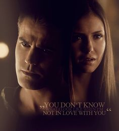 I was proud of Stefan for sticking up for himself, but I remember gasping when he said that! Stelena <3