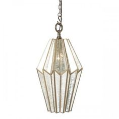 You will love this Aidan Gray Marquise Pendant.  Always Free Shipping.   Height20 Width11.5 Depth11.5
