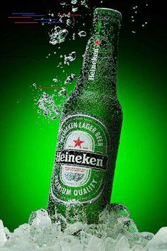 Heineken by Игорь Климов on - - Cocktail Drinks, Alcoholic Drinks, Paso Robles Wineries, Virginia Wineries, Order Wine Online, Beer Poster, Lager Beer, Wine Deals, Pop Design