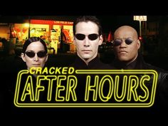 After Hours - 10 Terrifying Implications of the Matrix Universe - YouTube