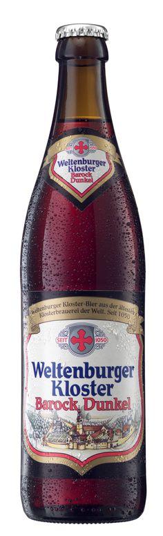 Weltenburger Kloster Barock Dunkel (2016) / Es una cerveza alemana tipo Munich Dunkel Lager. Sabe como una artesanal, a pesar de ser industrial. Una de las mejores que he probado últimamente. Alcohol 5,4% / BA SCORE 87 very good