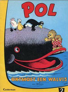 Boeken van Pol (W en C Hansen). 90s Childhood, Childhood Memories, Vintage Children's Books, Vintage Toys, Good Old Times, Remember The Time, The Old Days, My Youth, Sweet Memories