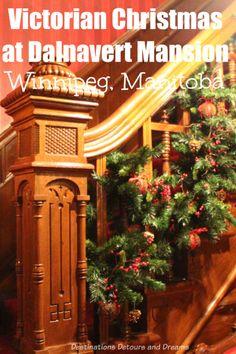 Victorian Christmas at Dalnavert