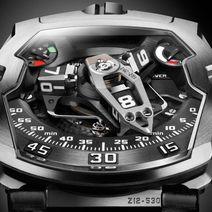 Avec la UR-210, Urwerk propose de communiquer avec sa montre - HH Fondation de la Haute Horlogerie mercredi 12 septembre