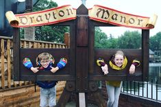 A Visit to Drayton Manor Theme Park