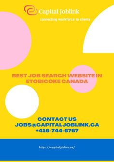 We are offering Staffing Solutions jobs in Brampton Etobicoke across the city. We work with a few of the largest and most prominent firms, supplying them with top-notch human resources from Etobicoke. Capital Joblink is the only company in the region that understands the changing personnel demands. Job Website, Human Resources, Job Search, Connection, City, Top, Cities, Crop Shirt, Shirts