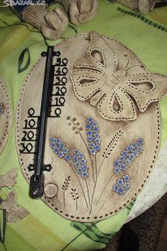 Nabízím keramické teploměry různá provedení, dělané na - obrázek číslo 4