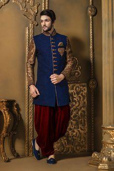 Latest Wedding Sherwani Designs....@ perfect color of groom styles...@!@ #covaiweddingshoppers
