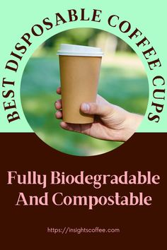 If you are looking for eco-friendly disposable cups then let's look at this article of Top 10 best disposable cups. Definitely, you will find what exactly you looking for. Disposable Coffee Cups, Single Cup Coffee Maker, Biodegradable Products, Insight, Eco Friendly, Tableware, Top, Dinnerware, Tablewares