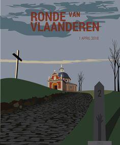 Ronde Van Vlaanderen 2018 @teamdidata