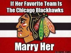 Blackhawks. Obsessed.
