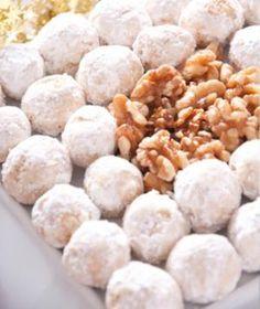 Bourbon Balls - Mouthwatering Low-Calorie Dessert Recipes - Shape Magazine - Page 6