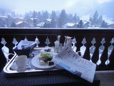 Grand Hotel Park, Hôtel Gstaad - restaurant Suisse - Gstaad: mon dîner de gala au Grand Hôtel Park   Restaurants