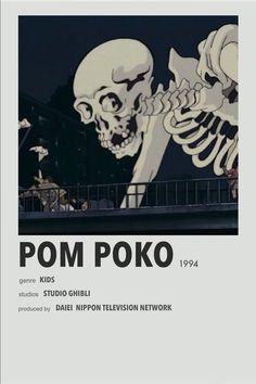 Anime Ai, Film Anime, Anime Titles, Otaku Anime, Manga Anime, Good Anime To Watch, Anime Watch, Pom Poko, Poster Anime