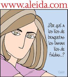Aleida , Vladdo - Edición Impresa Semana.com - Últimas Noticias