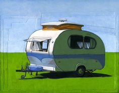 Camper Art