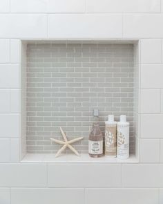 Secondary bathrooms need love too! Check out these simple but beautiful, secondary bathrooms. Carla Aston, Designer | Colleen Scott, Photographer Shower Floor Tile, Glass Shower, Shower Tub, Simple Shampoo, Luxury Toilet, Jack And Jill Bathroom, New Toilet, Have A Shower, Upstairs Bathrooms