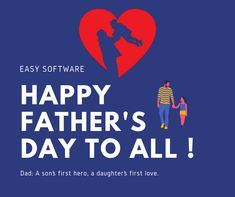 """""""A father doesn't tell you that he loves you. Told You So, Love You, Happy Fathers Day, First Love, Software, Dads, Happy Valentines Day Dad, Te Amo, Je T'aime"""