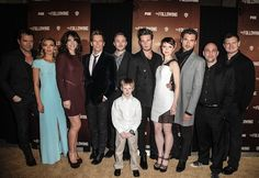 The Following cast, season 1