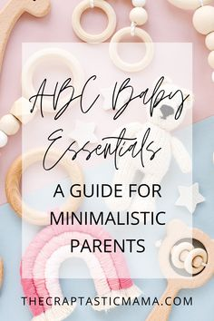 It can be hard to determine what baby items you will need when your baby arrives. Click here to read the ABC baby essentials guide! #minimalisticparents #babyitems #babyessentials #babyregistry #babysupplies Newborn Baby Tips, Newborn Needs, Newborn Care, Best Baby Registry, Baby Registry Items, Baby Items, Hospital Bag For Mom To Be, Baby Samples, Baby Sleep Schedule