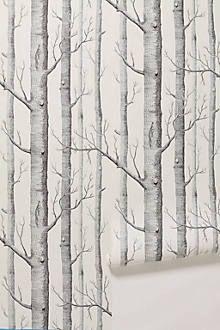 Scrapwood Wallpaper - anthropologie.com