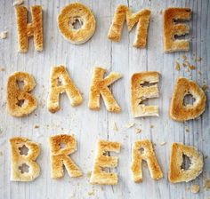 Home baked bread Home Baking, Bread Baking, Bread Recipes, Cosy, Breads, Sugar, Cookies, Drink, Desserts