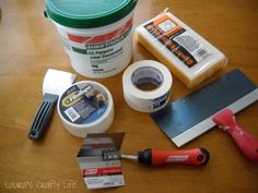 Drywall joint supplies
